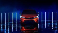 Nuova hondA Civic 2021 prototipo: il frontale
