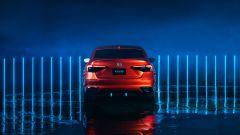 Nuova hondA Civic 2021 prototipo: il posteriore