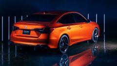 Nuova Honda Civic, appuntamento al 28 aprile. Prima foto ufficiale - Immagine: 3