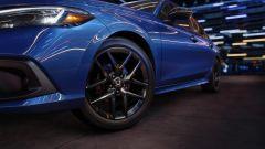 Nuova Honda Civic: dettaglio anteriore
