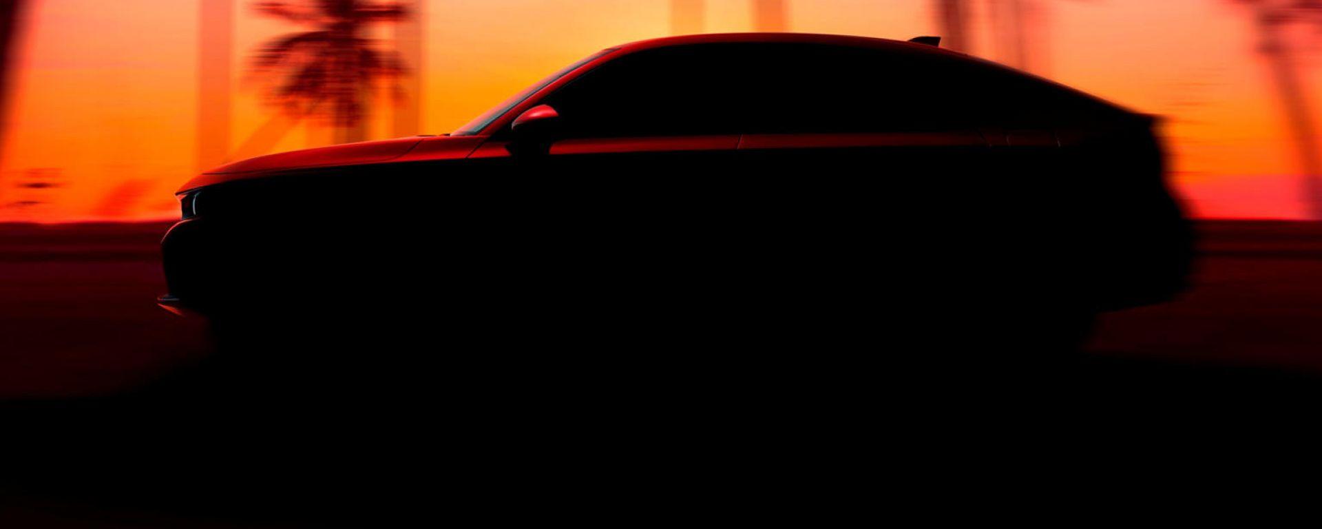 Nuova Honda Civic Hachback 5 porte