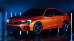 Nuova Honda Civic, la concept