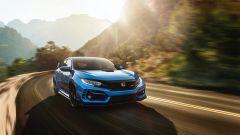 Nuova Honda Civic Type-R 2020 svelato il restyling