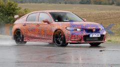 * Nuova Honda Civic Type R: foto spia e dati tecnici dell'auto