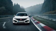 Nuova Honda Civic Type R. è record al Nurburgring: lo ha stabilito un esemplare usato per lo sviluppo