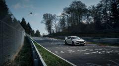 Nuova Honda Civic Type R, giro record al Nurburgring