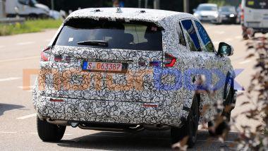 Nuova Honda CR-V: i prototipi mimetizzati durante le prove su strada
