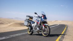 Nuova Honda CRF1100L Africa Twin Adventure Sports 2020