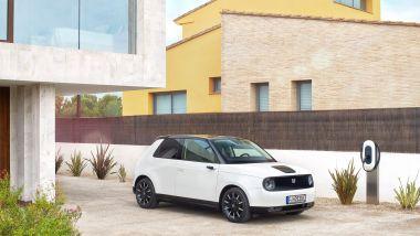 Nuova Honda e: il design si ispira alla Honda Civic degli anni 70