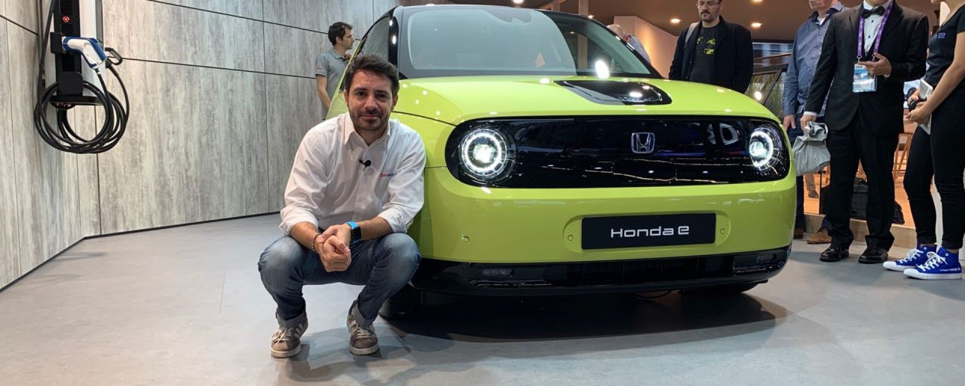 Nuova Honda e in video dal Salone di Francoforte 2019