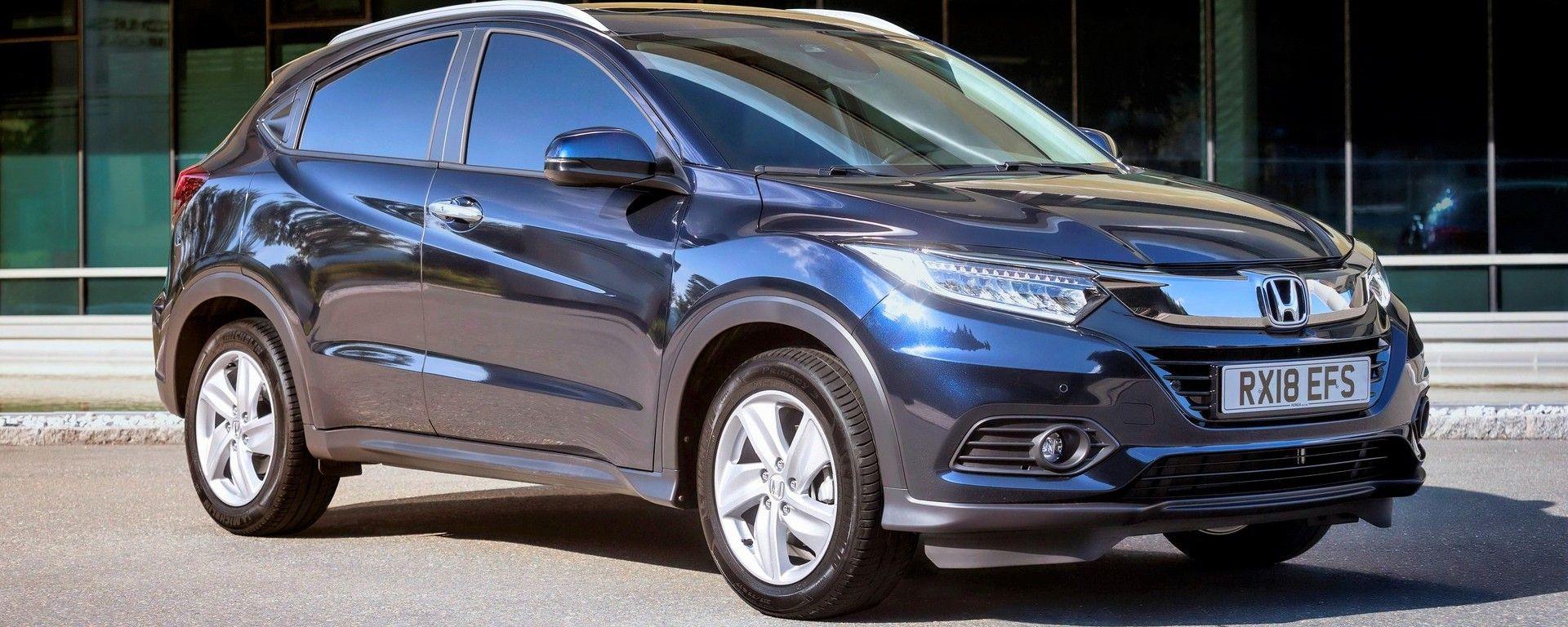 Nuova Honda HR-V 2019