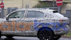 Nuova Honda HR-V 2022, si notino i mancorrenti sul tetto