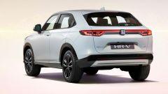 Nuovo Honda HR-V, cuore full hybrid in corazza SUV coupé - Immagine: 2