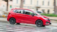 Nuova Honda Jazz 2018: la prova del 1.5 i-VTEC Dynamic - Immagine: 3