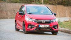 Nuova Honda Jazz 2018: la prova del 1.5 i-VTEC Dynamic - Immagine: 11