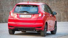 Nuova Honda Jazz 2018: la prova del 1.5 i-VTEC Dynamic - Immagine: 12