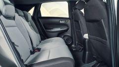 Nuova Honda Jazz 2020: i sedili posteriori
