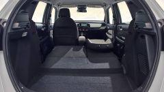 Nuova Honda Jazz 2020:  il bagagliaio con il sistema Magic Seats per frazionare i sedili posteriori