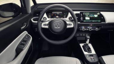Nuova Honda Jazz 2020: l'abitacolo
