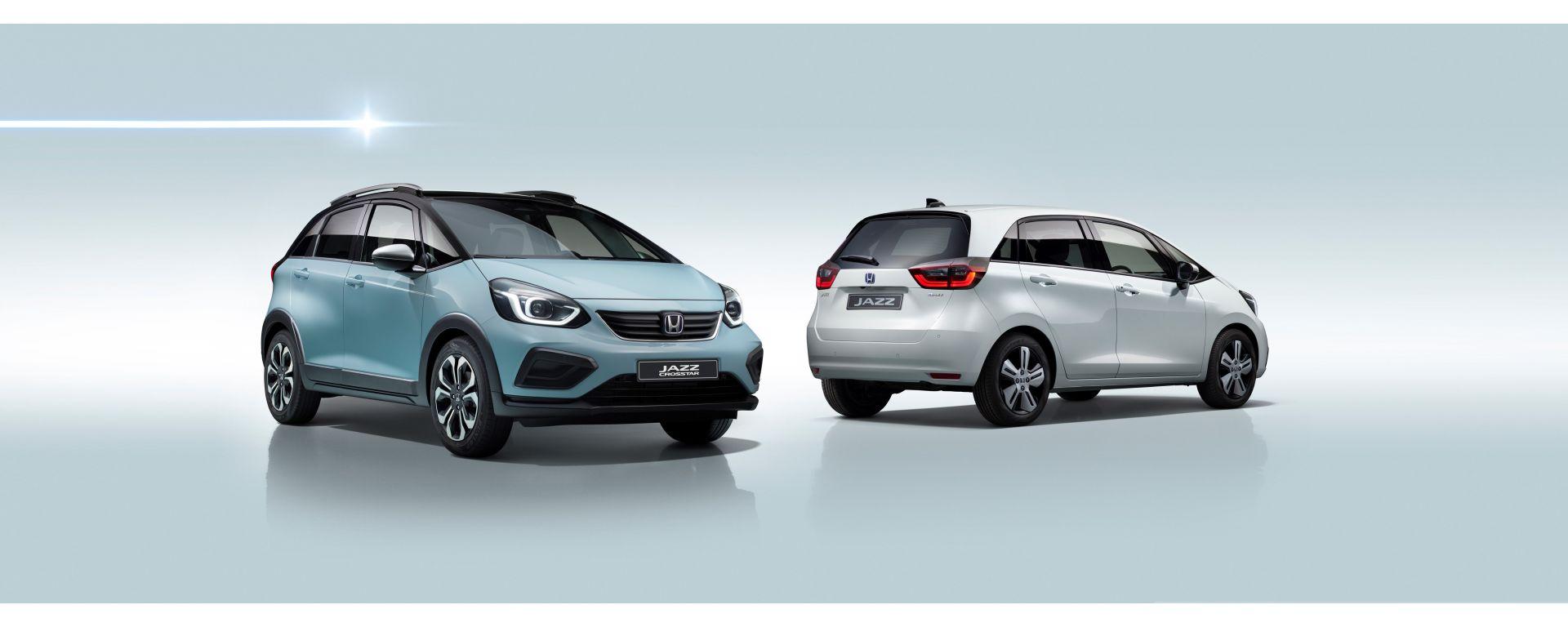 Nuova Honda Jazz 2020: sarà solo ibrida