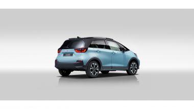Nuova Honda Jazz 2020: una vista della coda