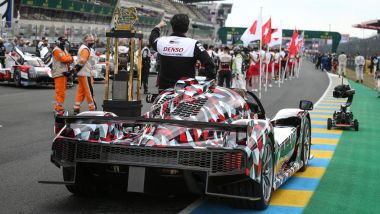 Nuova Hypercar Toyota: dal team di Gazoo Racing quasi pronti per il debutto su strada