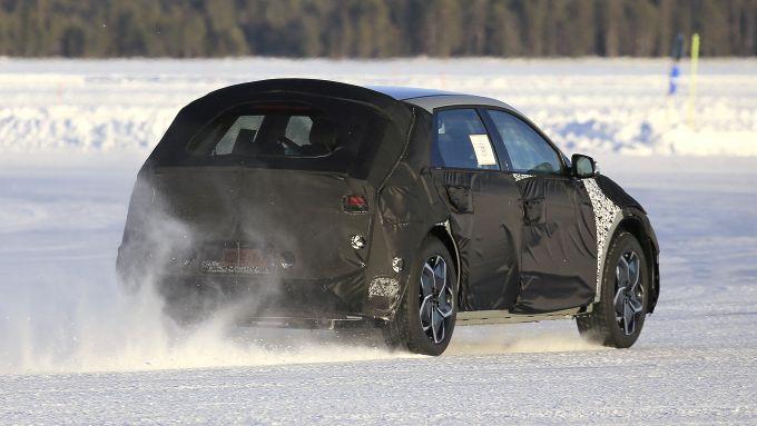 Nuova Hyundai 45 2012: il crossover elettrico è in piena fase di sviluppo