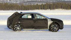 Nuova Hyundai 45: una vista laterale dinamica