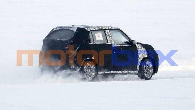 Nuova Hyundai AX1 2021: SUV/crossover compatto dalla Corea