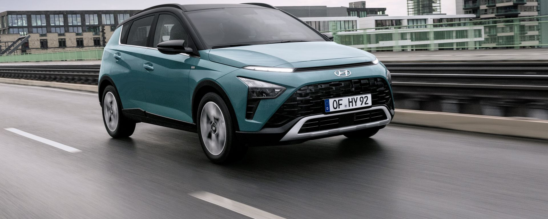 Nuova Hyundai Bayon 2021