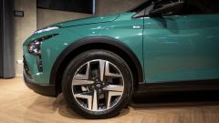 Nuova Hyundai Bayon: cerchi in lega leggera da 17