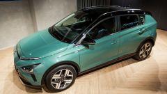 Nuova Hyundai Bayon: colori vivaci e tetto a contrasto nella lista optional