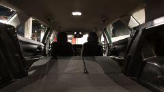 Nuova Hyundai Bayon: il bagagliaio ampio e con perimetro regolare
