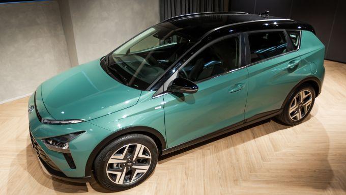 Nuova Hyundai Bayon: in arrivo a maggio con motori benzina e mild-hybrid 48V