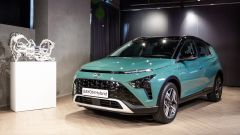 Nuova Hyundai Bayon: l'URBAN SUV coreano presentato alla stampa