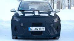 Nuova Hyundai i10 2020: foto spia del frontale