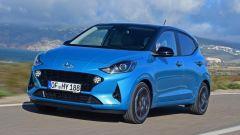 Nuova Hyundai i10 2020: il primo contatto con la citycar coreana
