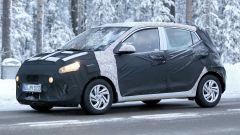 Nuova Hyundai i10: nel 2020 la rivale della Panda - Immagine: 1