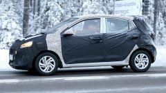 Nuova Hyundai i10: nel 2020 la rivale della Panda - Immagine: 2