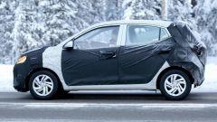Nuova Hyundai i10: nel 2020 la rivale della Panda - Immagine: 10