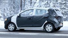 Nuova Hyundai i10: nel 2020 la rivale della Panda - Immagine: 8