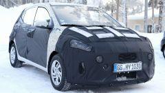 Nuova Hyundai i10: nel 2020 la rivale della Panda - Immagine: 9