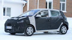 Nuova Hyundai i10: nel 2020 la rivale della Panda - Immagine: 12