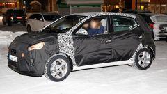 Nuova Hyundai i10 2020: uno dei prototipi