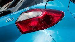 Nuova Hyundai i10: dettaglio luci posteriori