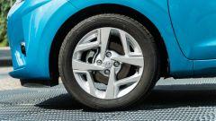 Nuova Hyundai i10: i cerchi in lega da 15