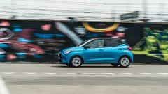 Nuova Hyundai i10: ideale per la città