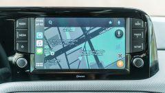 Nuova Hyundai i10: il display touch da 8