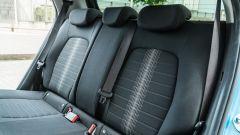 Nuova Hyundai i10: il divanetto posteriore