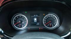 Nuova Hyundai i10: il quadro strumentazione